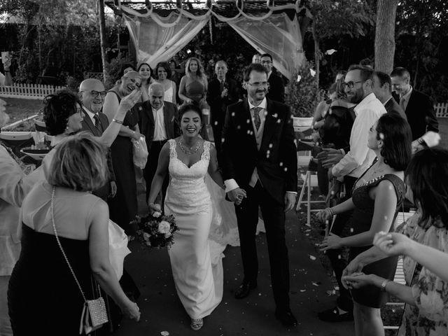 La boda de Simone y Negar en Cubas De La Sagra, Madrid 45