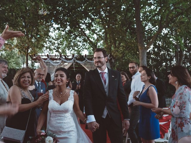 La boda de Negar y Simone