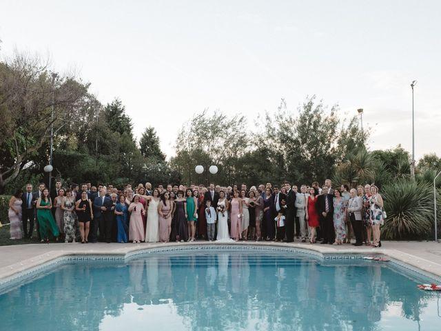 La boda de Simone y Negar en Cubas De La Sagra, Madrid 46