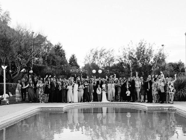 La boda de Simone y Negar en Cubas De La Sagra, Madrid 47