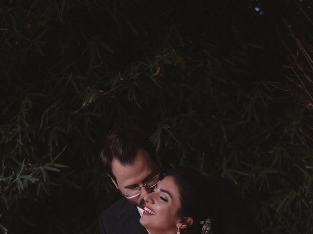 La boda de Simone y Negar en Cubas De La Sagra, Madrid 2