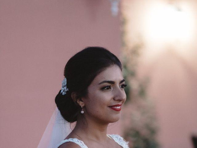 La boda de Simone y Negar en Cubas De La Sagra, Madrid 55