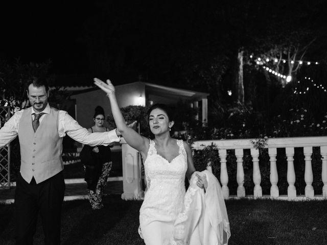 La boda de Simone y Negar en Cubas De La Sagra, Madrid 70