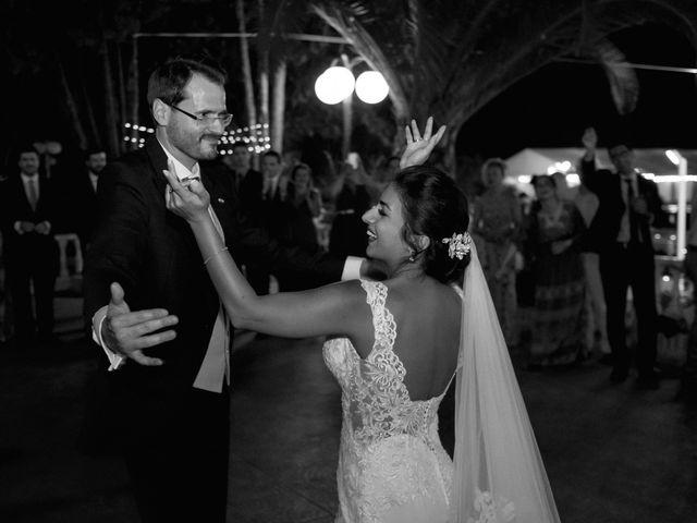 La boda de Simone y Negar en Cubas De La Sagra, Madrid 75
