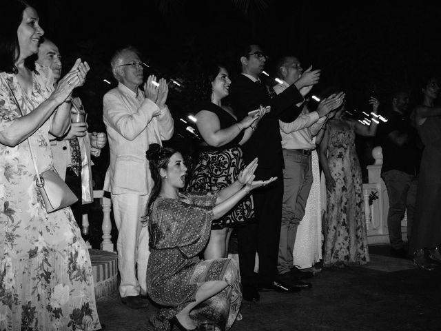 La boda de Simone y Negar en Cubas De La Sagra, Madrid 78