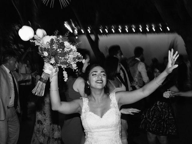 La boda de Simone y Negar en Cubas De La Sagra, Madrid 79