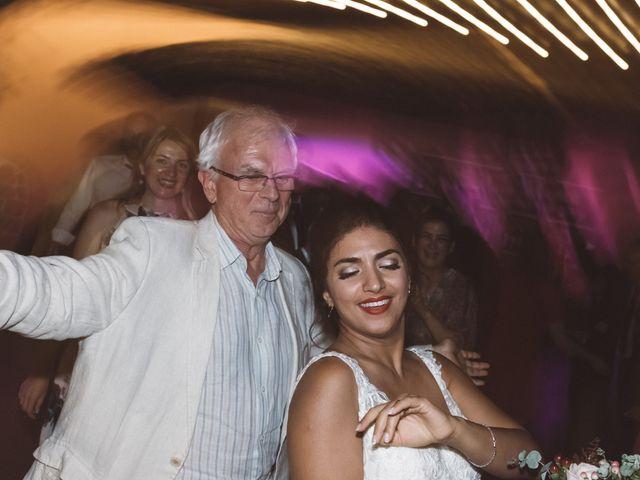 La boda de Simone y Negar en Cubas De La Sagra, Madrid 81