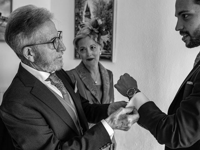 La boda de Pablo y Maria en Málaga, Málaga 1