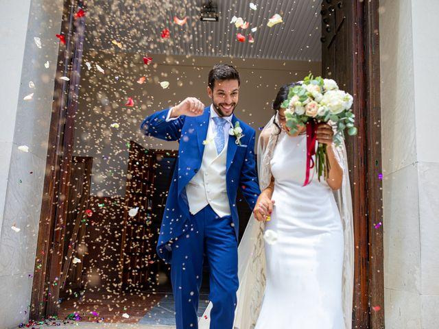 La boda de Pablo y Maria en Málaga, Málaga 9