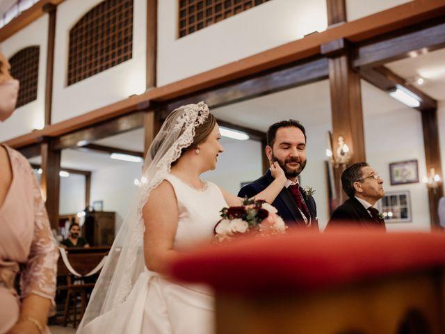 La boda de Jose y Isa en Algeciras, Cádiz 15