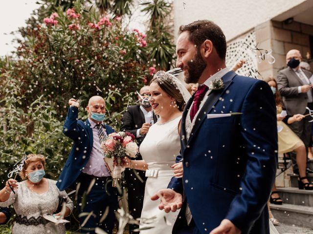 La boda de Jose y Isa en Algeciras, Cádiz 16