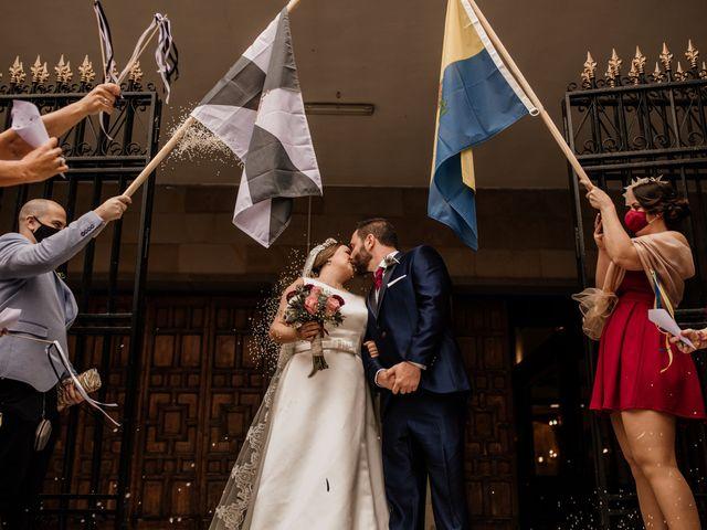 La boda de Jose y Isa en Algeciras, Cádiz 17