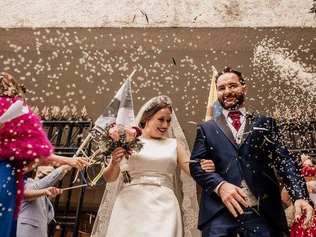 La boda de Jose y Isa en Algeciras, Cádiz 19