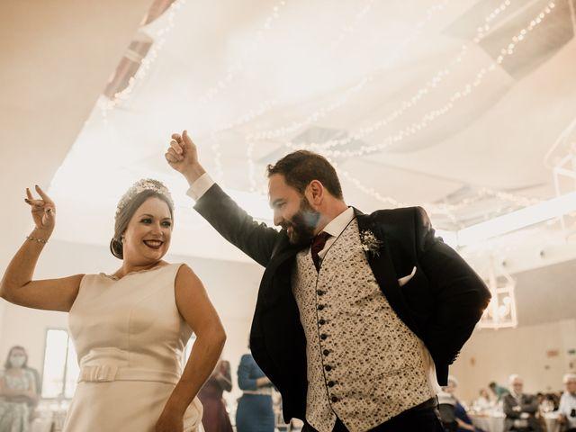 La boda de Jose y Isa en Algeciras, Cádiz 45