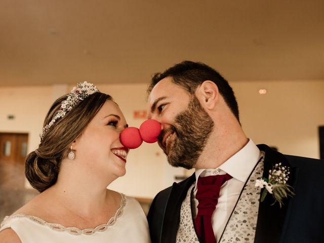 La boda de Jose y Isa en Algeciras, Cádiz 46