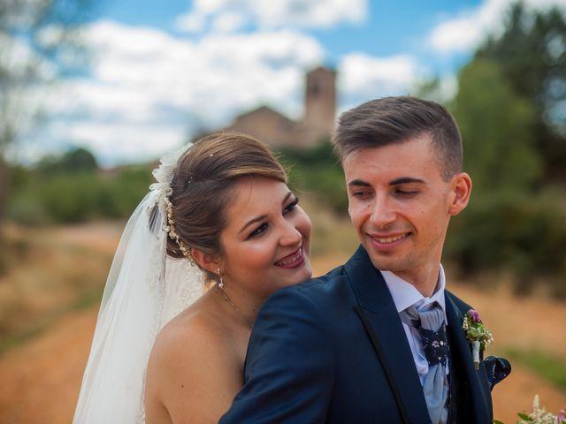 La boda de Alvaro  y Irene  en Alovera, Guadalajara 1