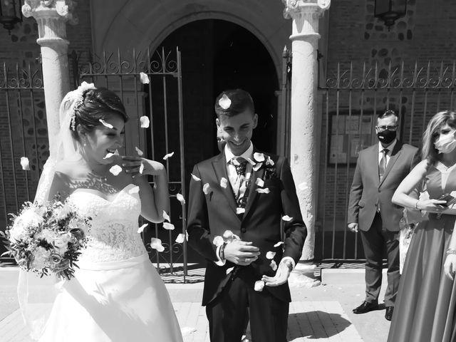 La boda de Alvaro  y Irene  en Alovera, Guadalajara 4