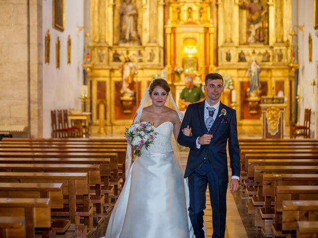 La boda de Alvaro  y Irene  en Alovera, Guadalajara 2