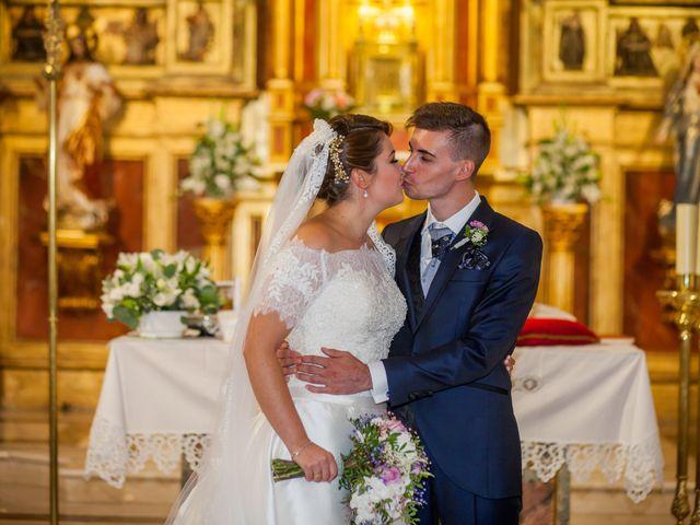 La boda de Alvaro  y Irene  en Alovera, Guadalajara 5