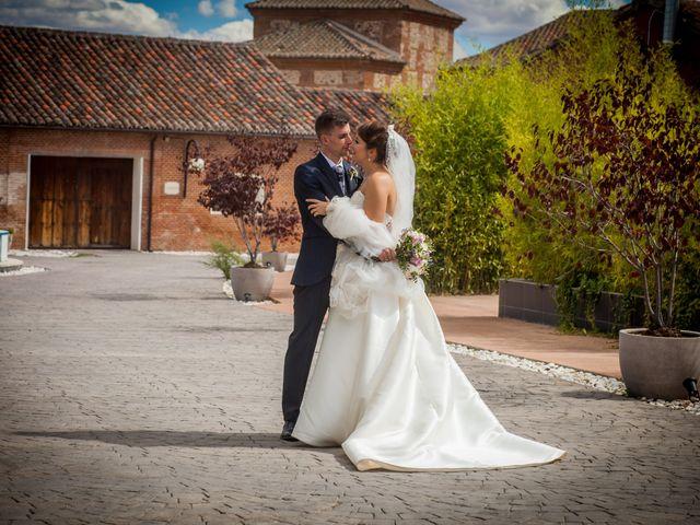 La boda de Alvaro  y Irene  en Alovera, Guadalajara 7