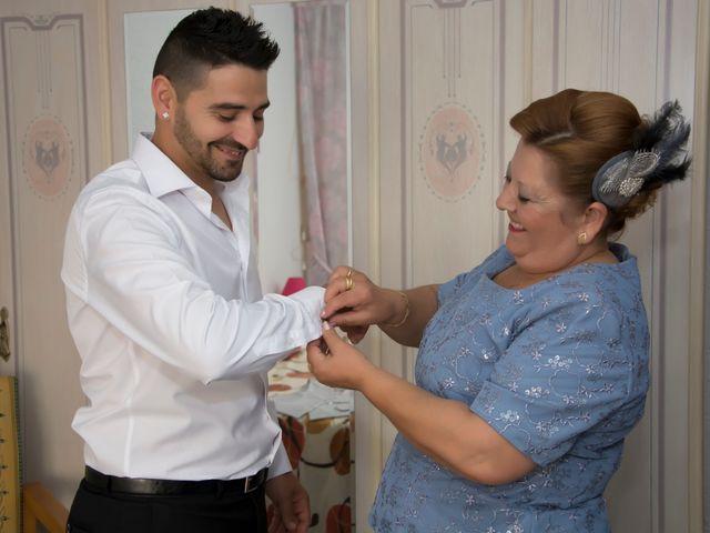 La boda de Lidia y David en Huercal De Almeria, Almería 5