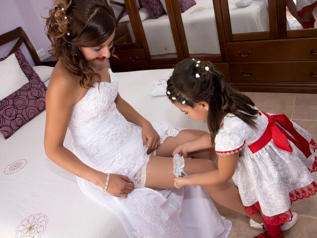 La boda de Lidia y David en Huercal De Almeria, Almería 19