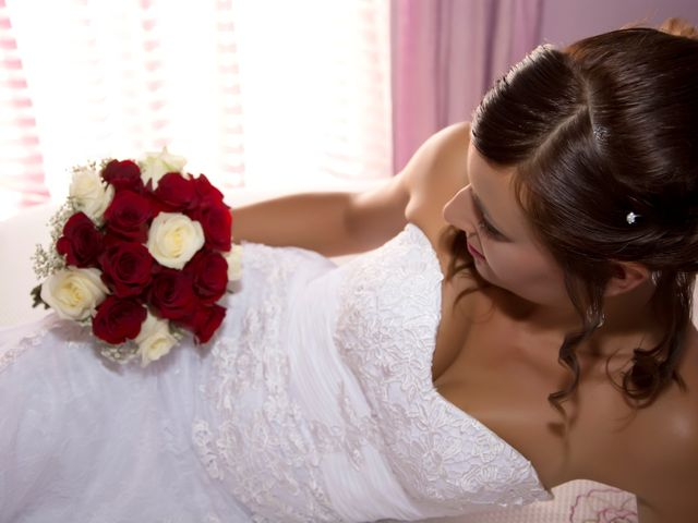 La boda de Lidia y David en Huercal De Almeria, Almería 1
