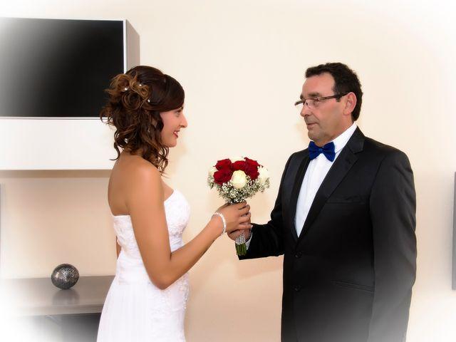 La boda de Lidia y David en Huercal De Almeria, Almería 25