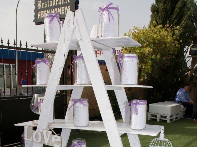 La boda de Lidia y David en Huercal De Almeria, Almería 28
