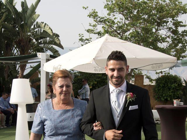 La boda de Lidia y David en Huercal De Almeria, Almería 29