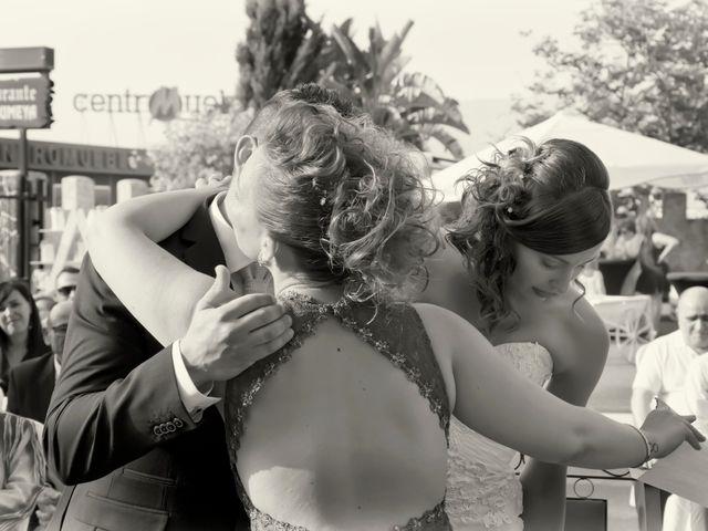 La boda de Lidia y David en Huercal De Almeria, Almería 33