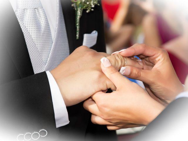 La boda de Lidia y David en Huercal De Almeria, Almería 36
