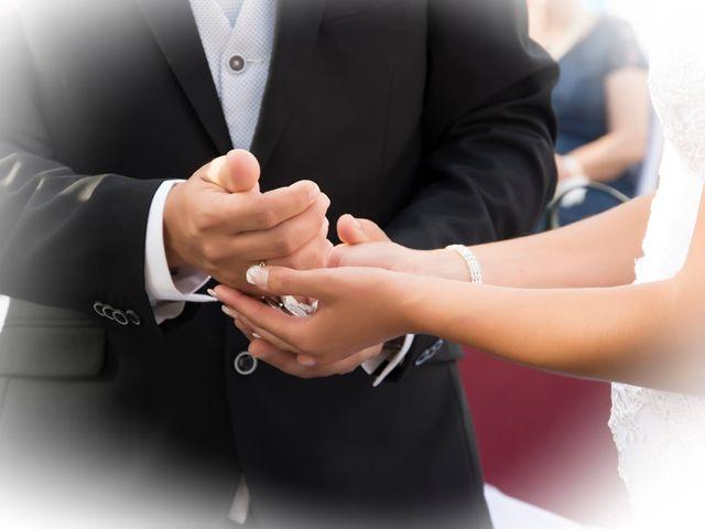 La boda de Lidia y David en Huercal De Almeria, Almería 37