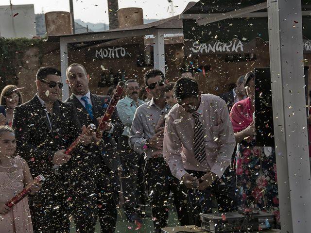 La boda de Lidia y David en Huercal De Almeria, Almería 39