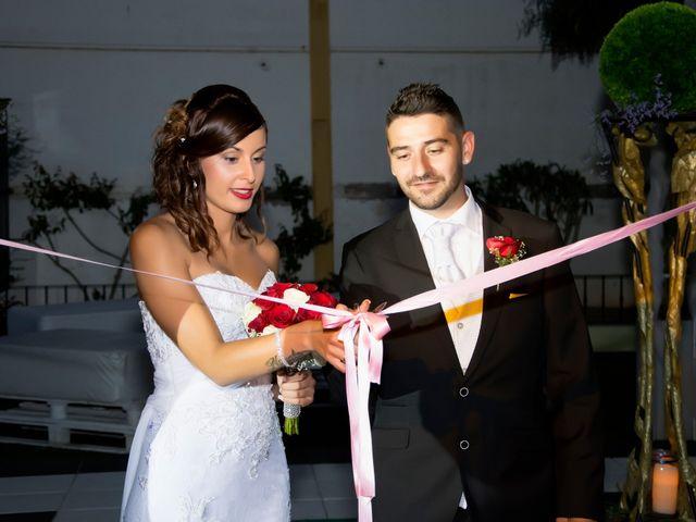 La boda de Lidia y David en Huercal De Almeria, Almería 40