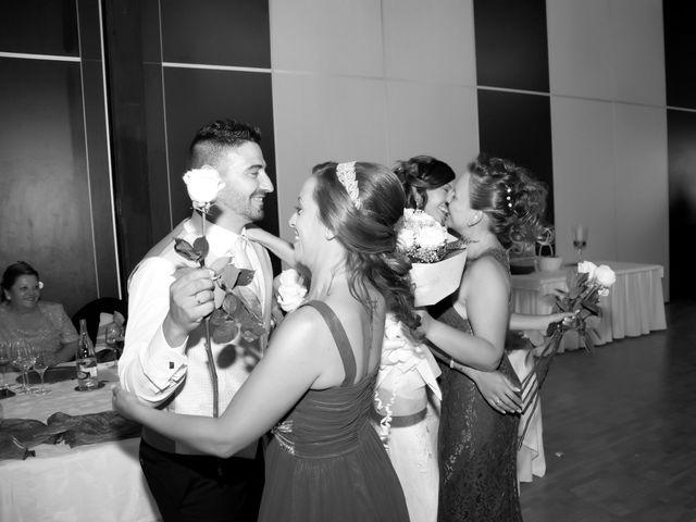 La boda de Lidia y David en Huercal De Almeria, Almería 41