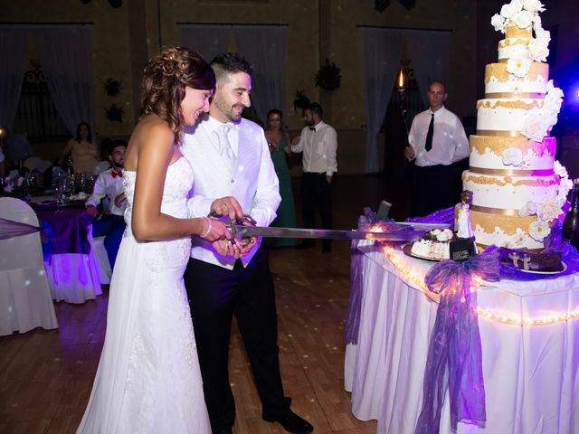 La boda de Lidia y David en Huercal De Almeria, Almería 42