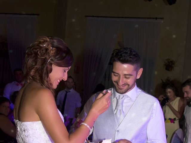 La boda de Lidia y David en Huercal De Almeria, Almería 43