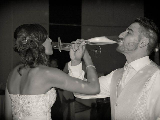 La boda de Lidia y David en Huercal De Almeria, Almería 44