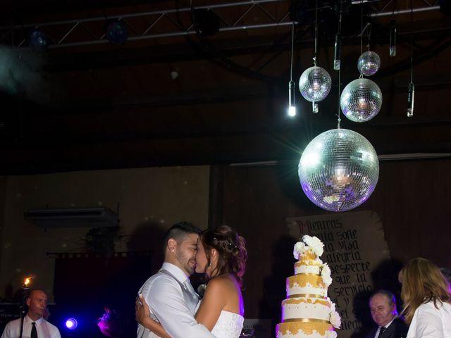 La boda de Lidia y David en Huercal De Almeria, Almería 45