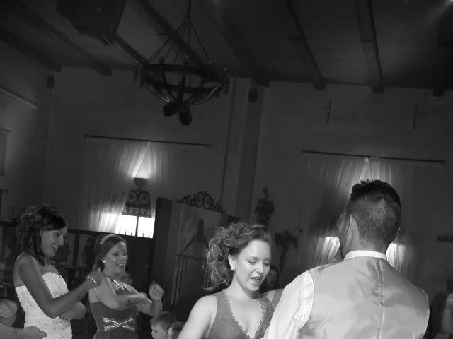 La boda de Lidia y David en Huercal De Almeria, Almería 49