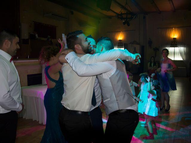 La boda de Lidia y David en Huercal De Almeria, Almería 50