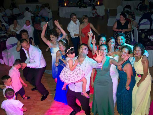La boda de Lidia y David en Huercal De Almeria, Almería 51