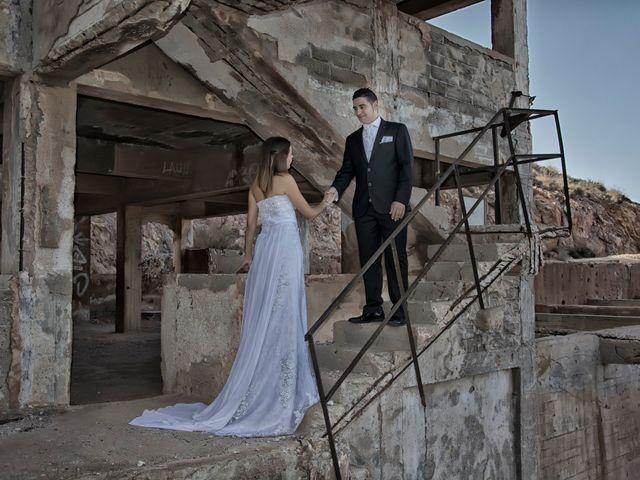 La boda de Lidia y David en Huercal De Almeria, Almería 53