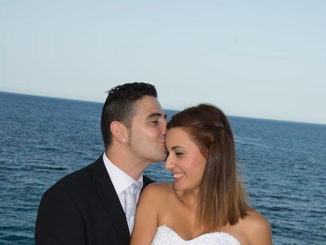 La boda de Lidia y David en Huercal De Almeria, Almería 56
