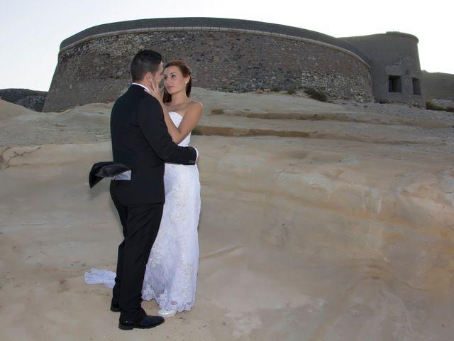 La boda de Lidia y David en Huercal De Almeria, Almería 57