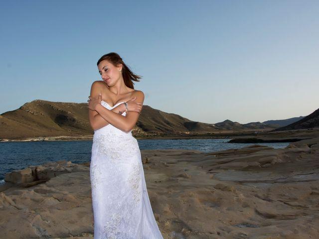 La boda de Lidia y David en Huercal De Almeria, Almería 59
