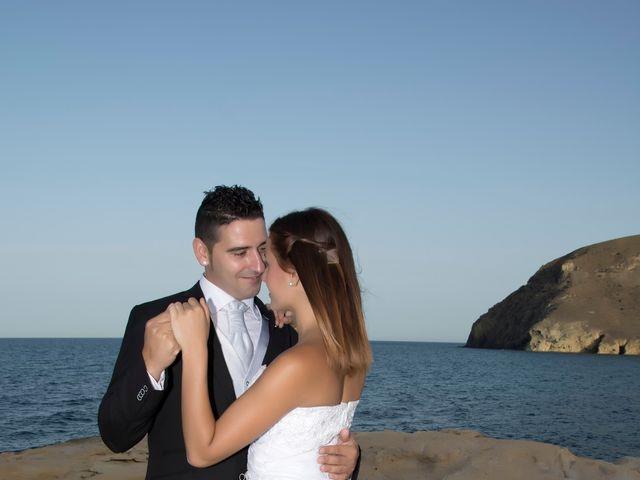 La boda de Lidia y David en Huercal De Almeria, Almería 60