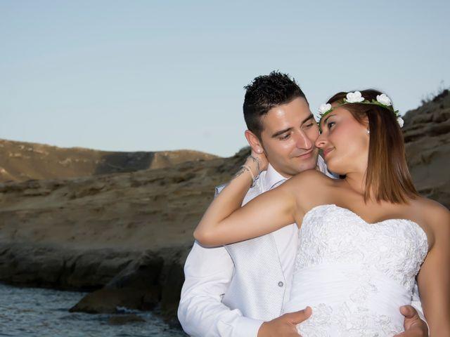 La boda de Lidia y David en Huercal De Almeria, Almería 61