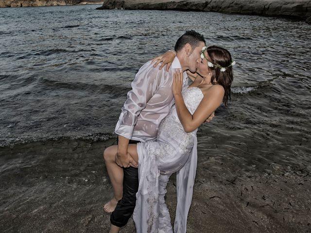 La boda de Lidia y David en Huercal De Almeria, Almería 64